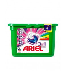 ARIEL GEL CÁPSULAS COLOR 15*28ML/6