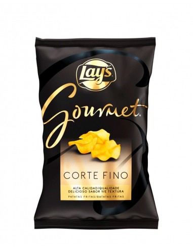 LAYS CHIPS GOURMET 135G/12