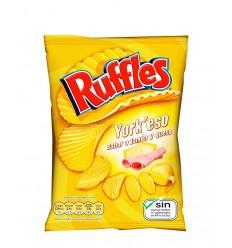 RUFFLES CHIPS YORKESO 133G/24