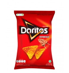 DORITOS CHIPS BERBECUE 95G/25