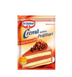 Crema de Cicocolata pentru Prajituri