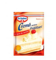Crema de Vanilie pentru Prajituri