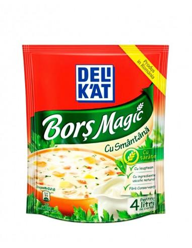 Delikat Bors Magic cu Smantana