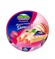 Crema de Queso Triángulos con Jamon