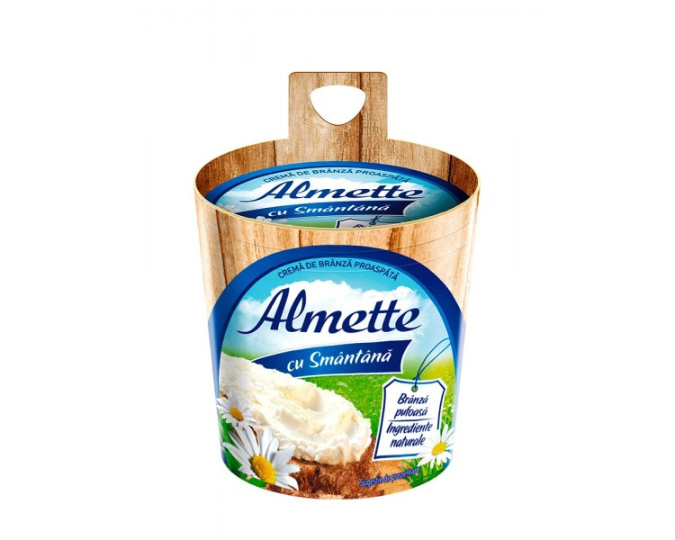 Crema de Branza Almette cu Smantana