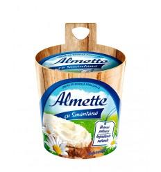 Crema de Queso Alemette con Nata