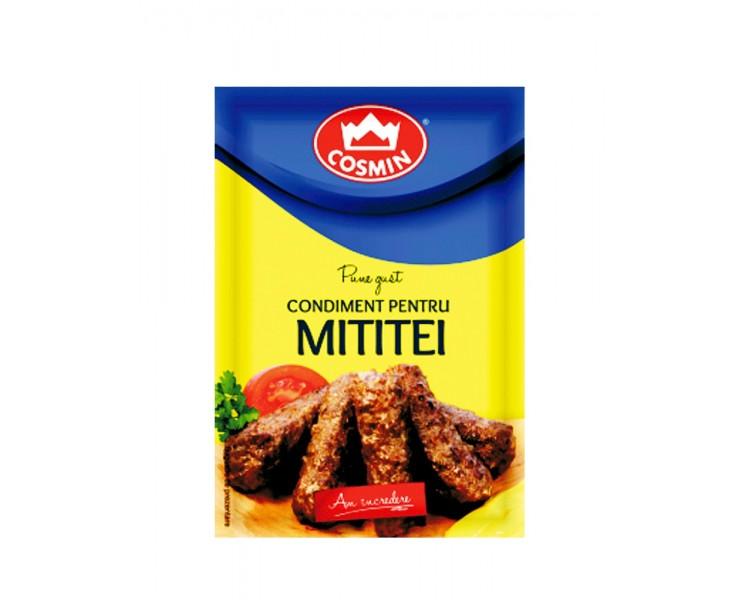 Condiment pentru Mititei Cosmin
