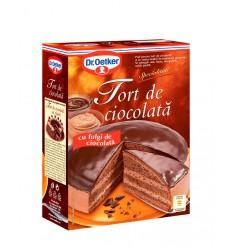 Tarta de Chocolate 550G