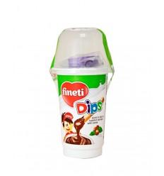 Fineti Dips & Crema Alune 45G*8