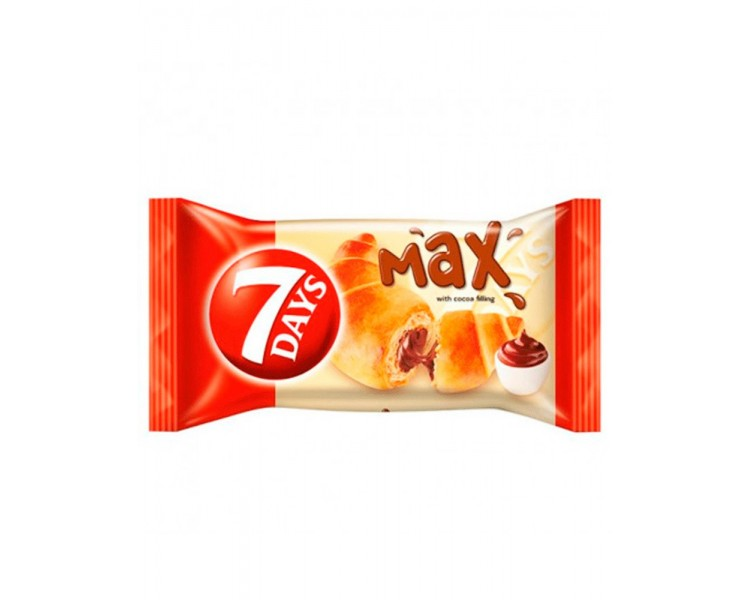 Croissant Cacao MAX 7Days 85G*20