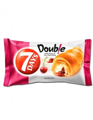 7DAYS DOBLE VAINILLA-GUINDAS 80G/20