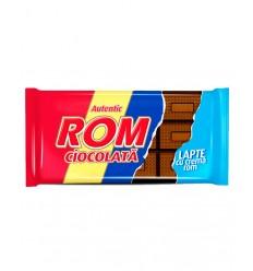 Tableta Chocolate Leche Ron 88G