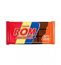 Tableta Ciocolata Rom 88G