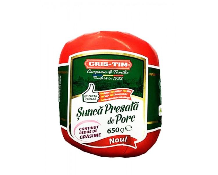 JAMÓN PRENSADO CERDO 650G