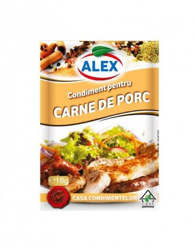 Condiment pentru Carne de Porc