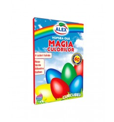 ALEX PINTURA MAGIA DE COLORES 17ML/10