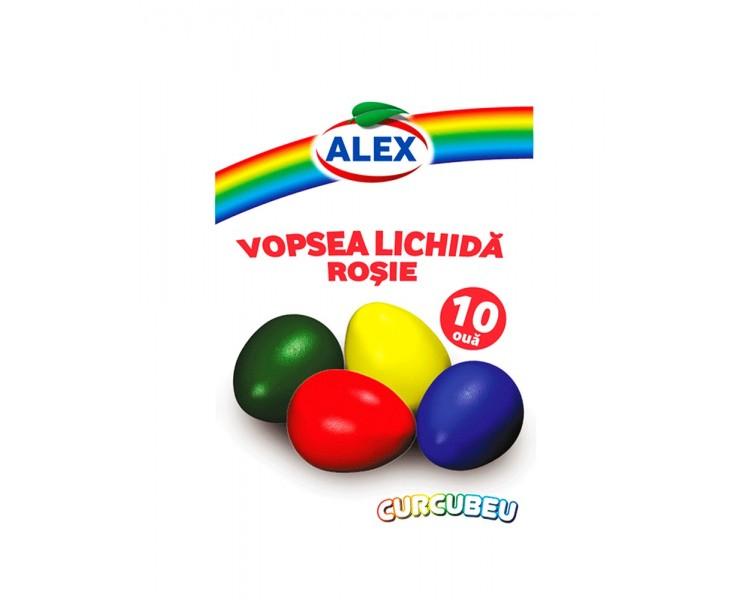 Vopsea Lichida Rosie 10ML*25