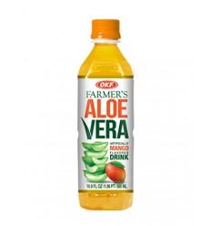 OKF FARMERS ALOE VERA-MANGO 0.5L/20