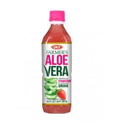 OKF FARMERS ALOE VERA-FRESA 0.5L/20