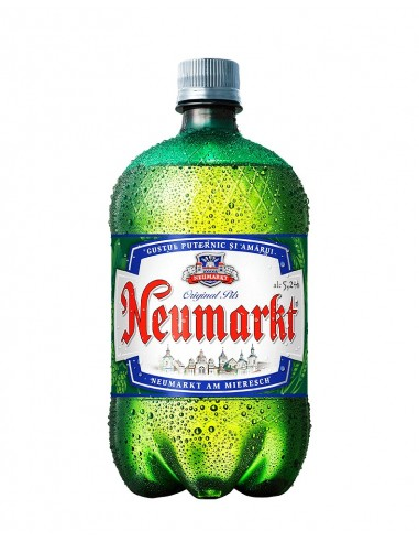 Cerveza Neumarkt Pet 1L*6