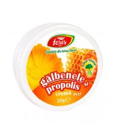 Crema de Caléndula y Propóleos