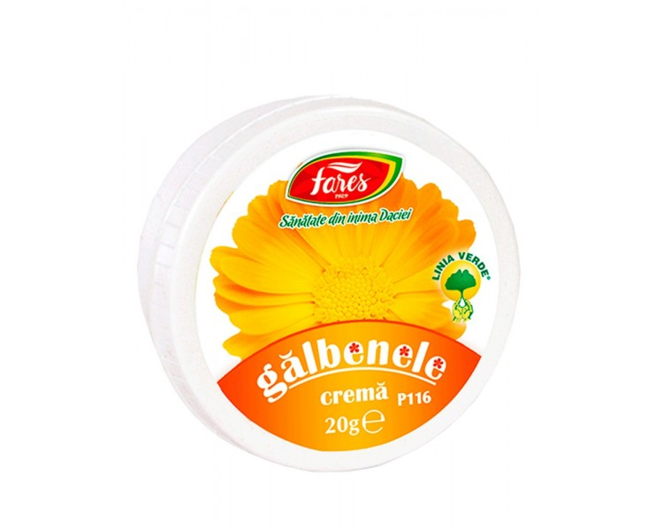 Crema de Galbenele