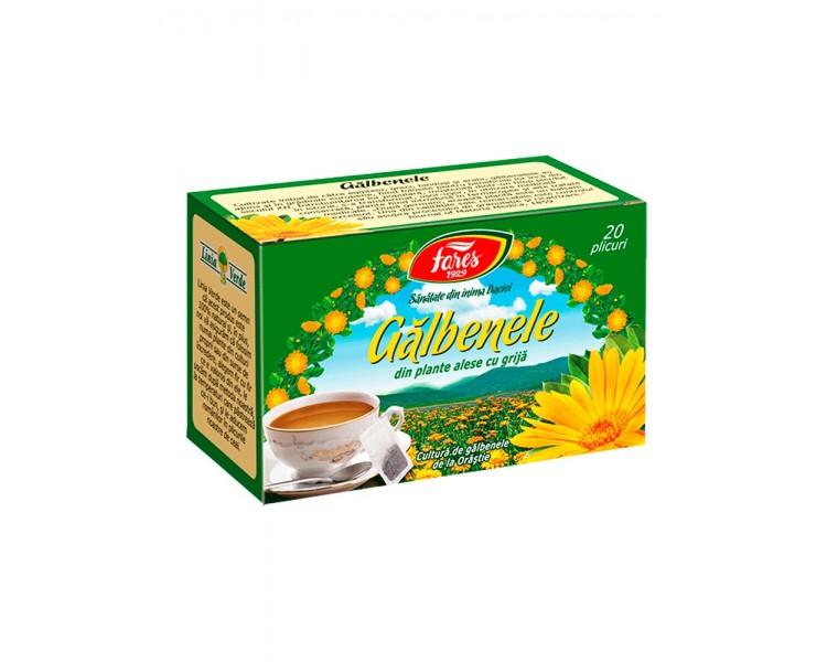Ceai Galbenele