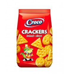Crackers cu Pizza