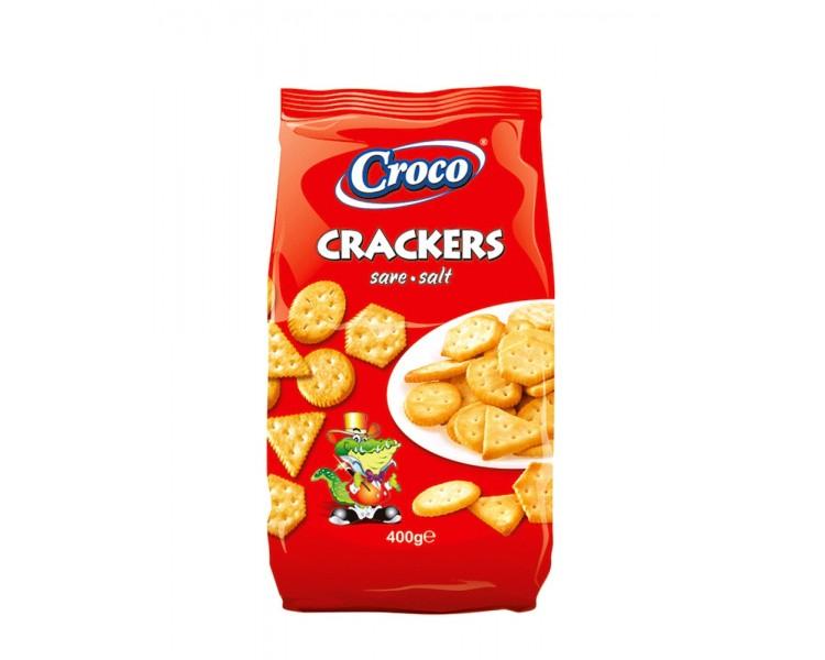 Crackers cu Pizza