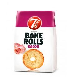 Bake Rolls Bacon 70G*12