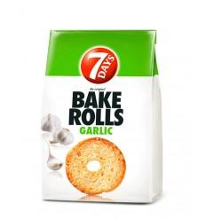 Bake Rolls cu Usturoi