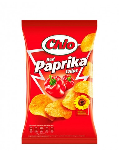 CHIO CHIPS PIMIENTO 100G/18