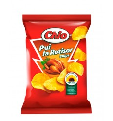 CHIO CHIPS POLLO 100G/18
