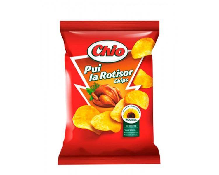 CHIO CHIPS POLLO 100G/18