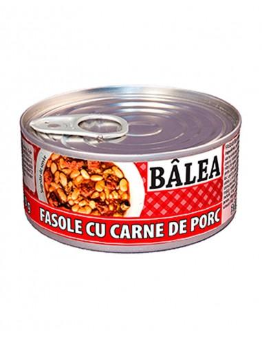 BALEA FASOLE CARNE PORC 300G/6