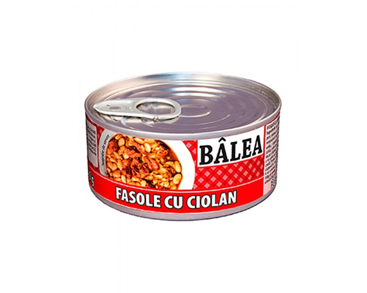 BALEA FASOLE CIOLAN 300G/6