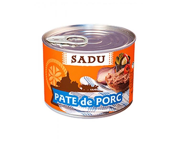 Pate Țărănesc de Porc Sadu 200g