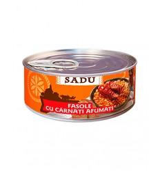 Fasole Taraneasca cu Carnati