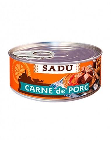 SADU CARNE PORC 300G/6