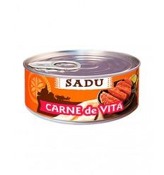 SADU CARNE VACA 300G/6