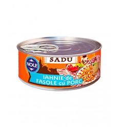 Sadu Fabada con Carne de Cerdo