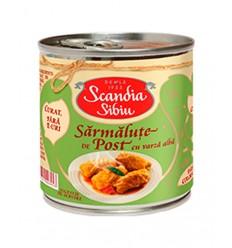 SCANDIA SARMALE DE POST 400G/6