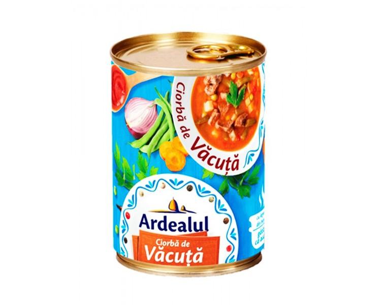ARDEALUL CIORBA VITA 400G/6