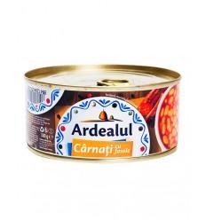 ARDEALUL ALUBIAS CON CHORIZO 300G/6