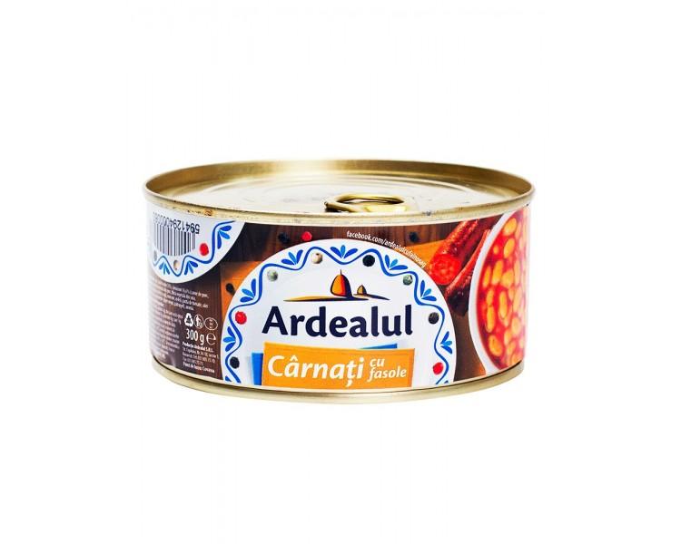ARDEALUL FASOLE CARNATI 300G/6
