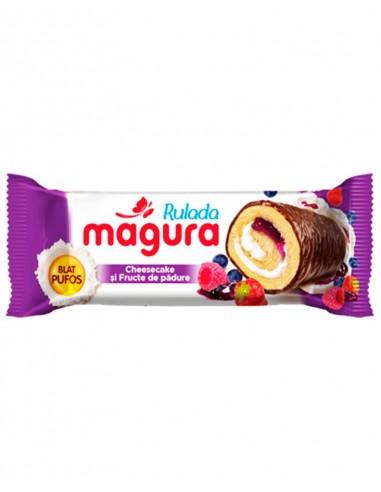 Magura Minirollito Chocolate y Vanilla