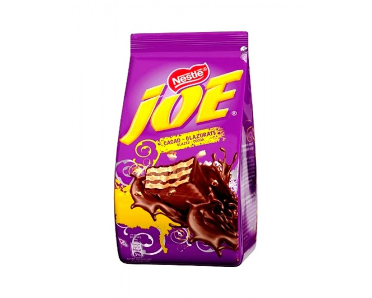 Joe Glazurat cu Ciocolata 180G