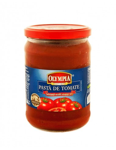OLYMPIA PASTA TOMATE 314G/6