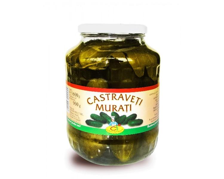 Castraveti Murati 1600G