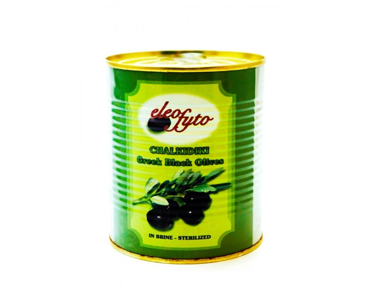 Masline Negre Mamouth 101-110 2.5KG